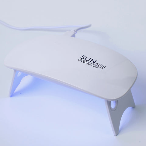 Poly Gel Nail Mini UV Lamp