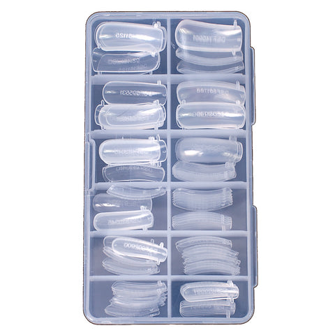 Poly Gel Nail Forms