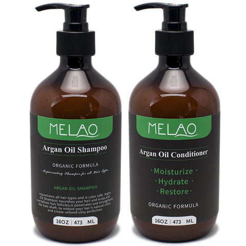Melao Argan Oil Shampoo & Conditioner