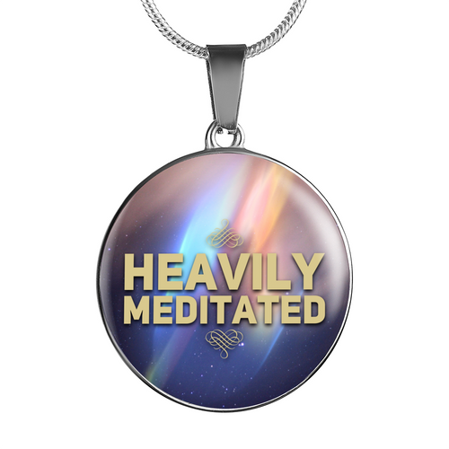 Heavily Meditated Necklace/Bangle
