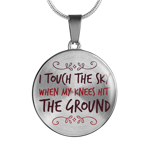 I Touch the Sky Necklace/Bangle