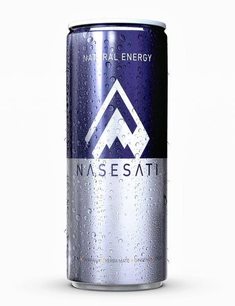Nasesati can get you in a healthy natural energy drink state of mind!