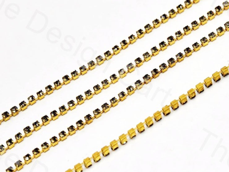 Black Diamond / Gray Cup Chain (395089149986)