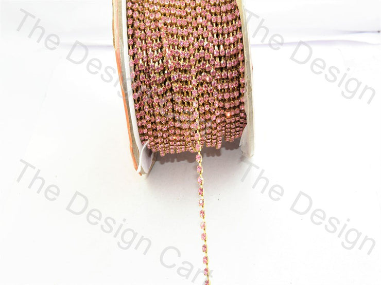Light Pink Cup Chain - The Design Cart (395089936418)