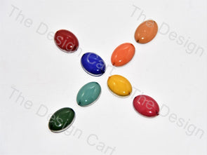 Multicolour Bubble Plastic Stone