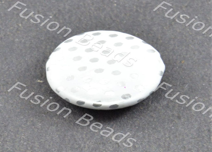 Design 31 Style Fabric Button (379856158754)
