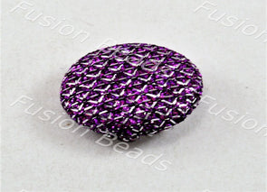 Design 35 Style Fabric Button