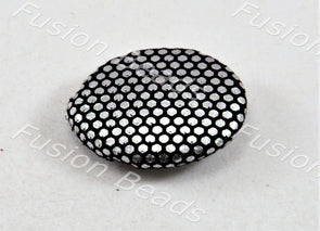 Design 38 Style Fabric Button