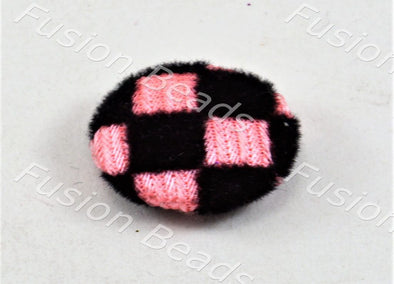 Design 43 Style Fabric Button