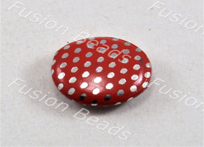 Design 47 Style Fabric Button