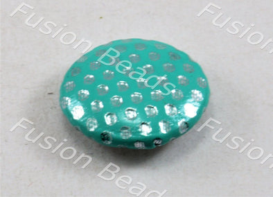 Design 49 Style Fabric Button