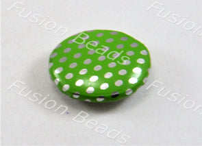 Design 52 Style Fabric Button