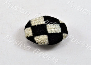 Design 55 Style Fabric Button