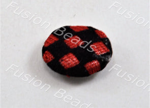 Design 58 Style Fabric Button