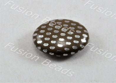 Design 59 Style Fabric Button