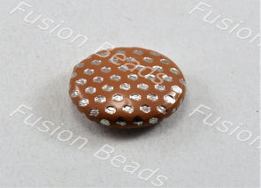 Design 61 Style Fabric Button