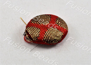 Design 63 Style Fabric Button