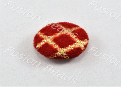 Design 68 Style Fabric Button