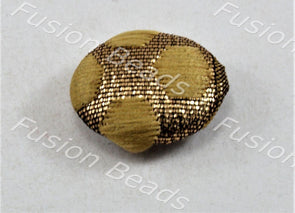Design 71 Style Fabric Button
