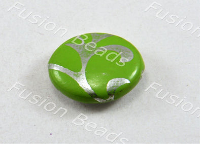 Design 74 Style Fabric Button