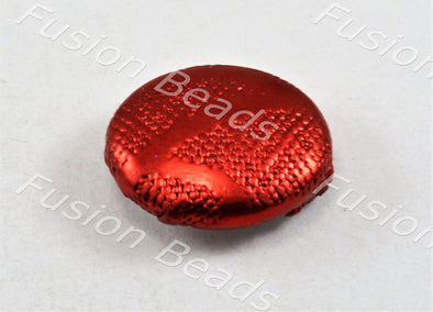 Design 77 Style Fabric Button