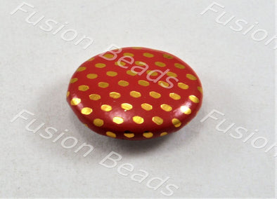 Design 78 Style Fabric Button