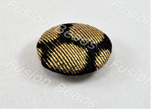 Design 80 Style Fabric Button