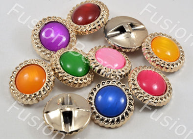 Assorted Pack of Pearl Buttons