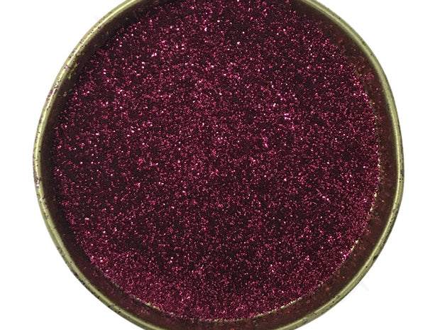 Maroon Red Glitter | The Design Cart
