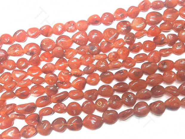 Orange Semi Precious Stones | The Design Cart (4333697597509)