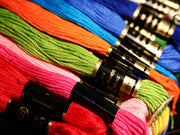 Assorted Pack Of Rangoli Cotton Threads / Skeins | The Design Cart (1869786906658)