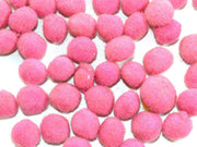Pink Wool Pom Poms | The Design Cart