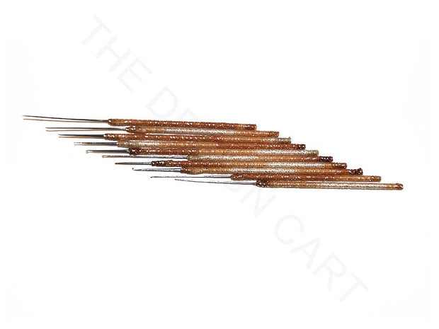 Brown Aari Needles | The Design Cart
