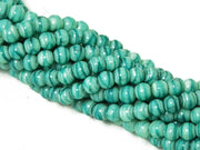 Turquoise Spherical Glass Pearls | The Design Cart