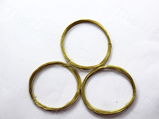 Golden Memory Wire