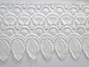 White Multilayer Cotton Lace (1583881584674)