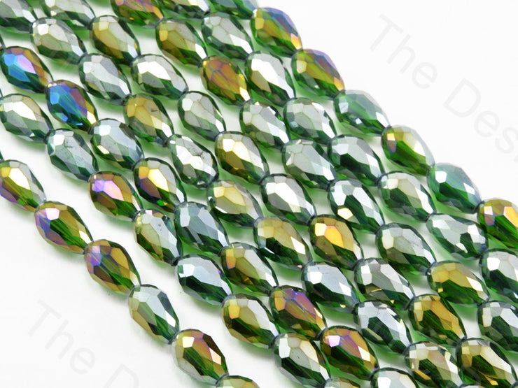 drop-dark-green-transparent-rainbow-faceted-crystal-beads
