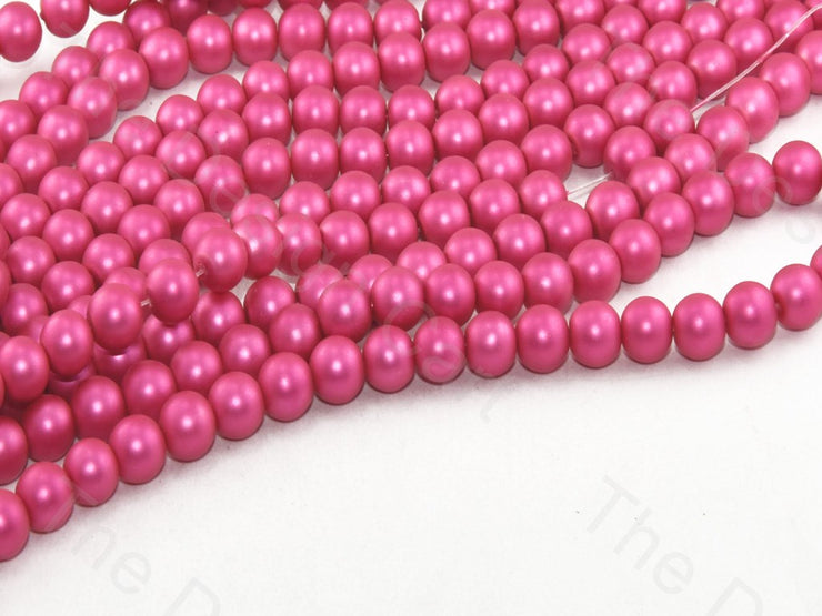 pink-matte-finish-spherical-glass-pearl (12421130387)