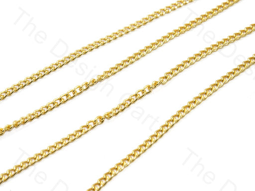 Golden Hooks Metal Chain
