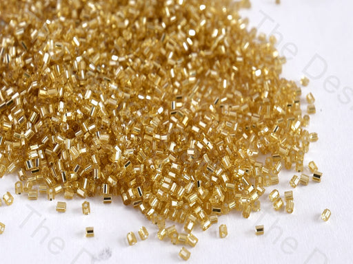 Silverline Golden 2 Cut Seed Beads