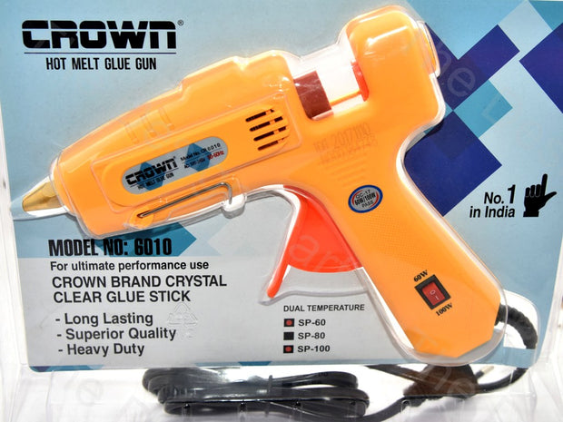 Crown 6010 Hot Melt Glue Gun | The Design Cart