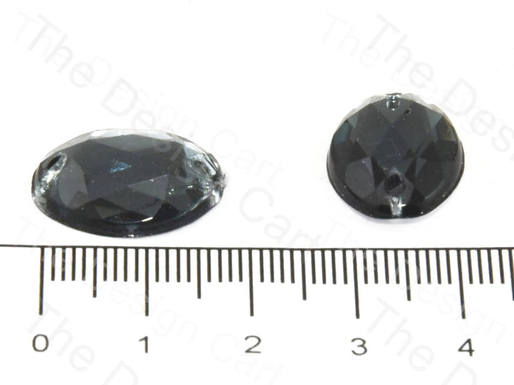 black-oval-13-18-2-hole-acrylic-stones