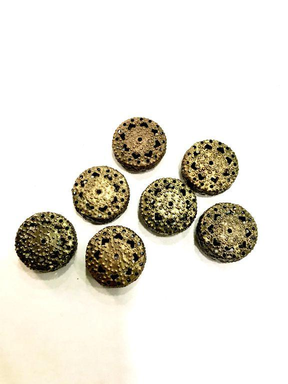 Antique Copper Metal Charms(14mm, 18mm)