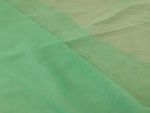 Green Soft Net Fabric