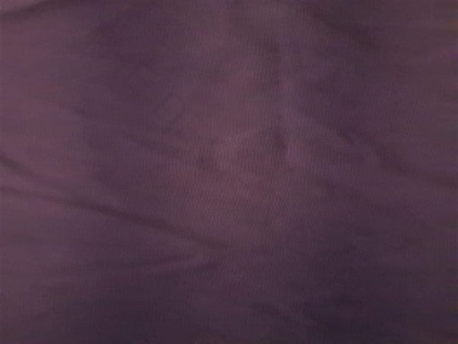 Purple Solid Georgette Fabric