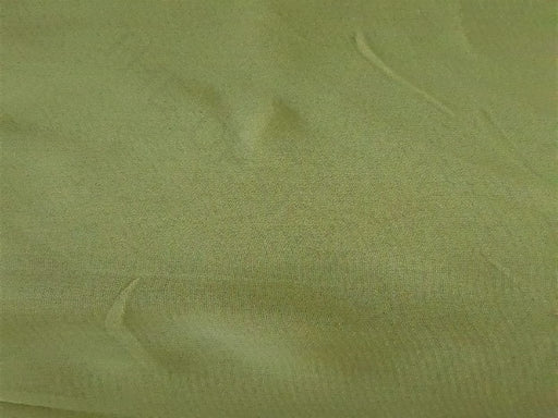 Green Georgette Fabric