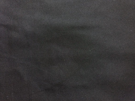 Black Poly Knit Fabric