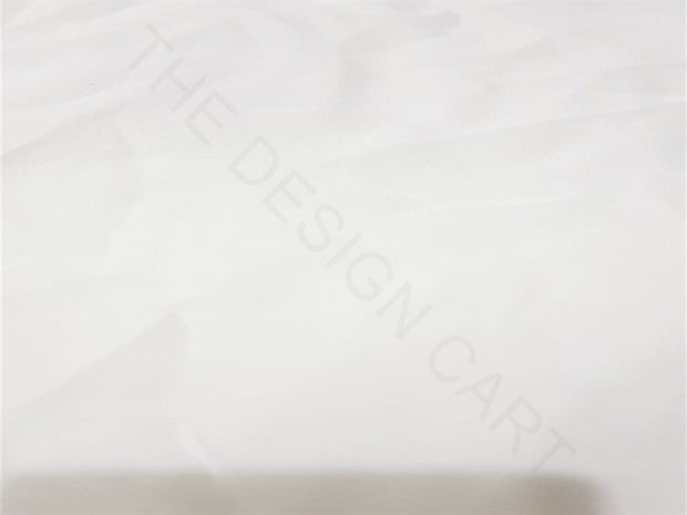 Dyeable White Plain Dupion Silk Fabric | The Design Cart