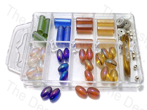 DIY Jewellery Making Acrylic Beads & Strings Kit