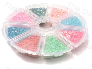 DIY Jewelry Making Seed Beads & Sequins Kit